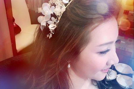 Bridal styling-彩妝造型:吳培瑱MIA
