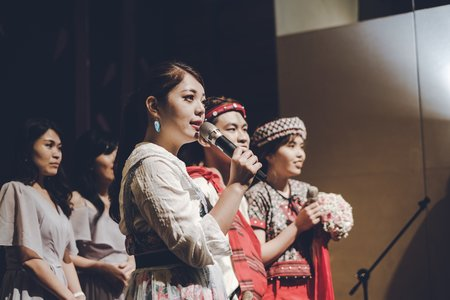 融合現代&文化的原住民婚禮