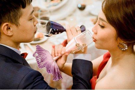 溫馨的婚禮有一百種,最感人的是發自內心的那一種