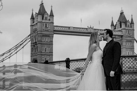 國外婚紗-英國|海洋莉莉婚紗美學攝影室