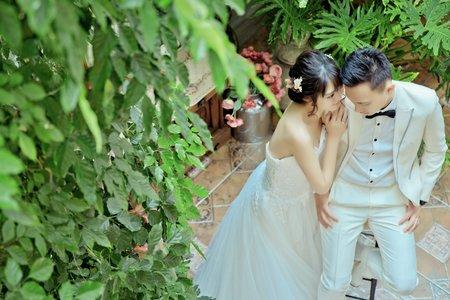 國內婚紗-台中|海洋莉莉婚紗美學攝影室