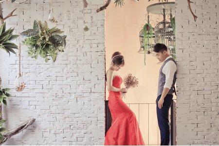 國內婚紗-台北|海洋莉莉婚紗美學攝影室