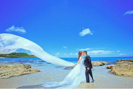 國內婚紗-墾丁|海洋莉莉婚紗美學攝影室