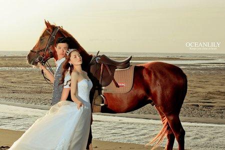 國內婚紗-新竹|海洋莉莉婚紗美學攝影室