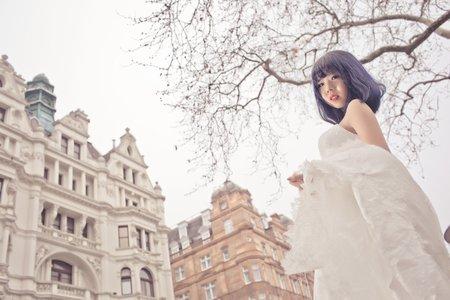 海外婚紗-英國|海洋莉莉婚紗美學攝影室