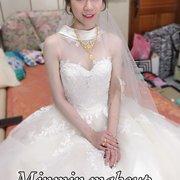 閔閔min-新娘秘書makeup婚禮造型!