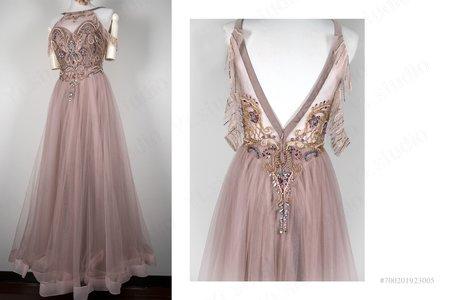 全新婚紗禮服出租
