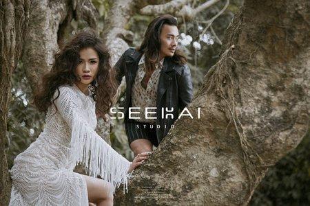 Oran & April (二)|是嵦映相 Seekai Studio