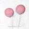 夢幻糖珠蛋糕棒棒糖 草莓款