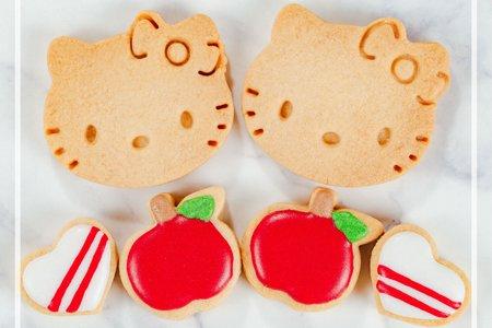造型糖霜餅乾