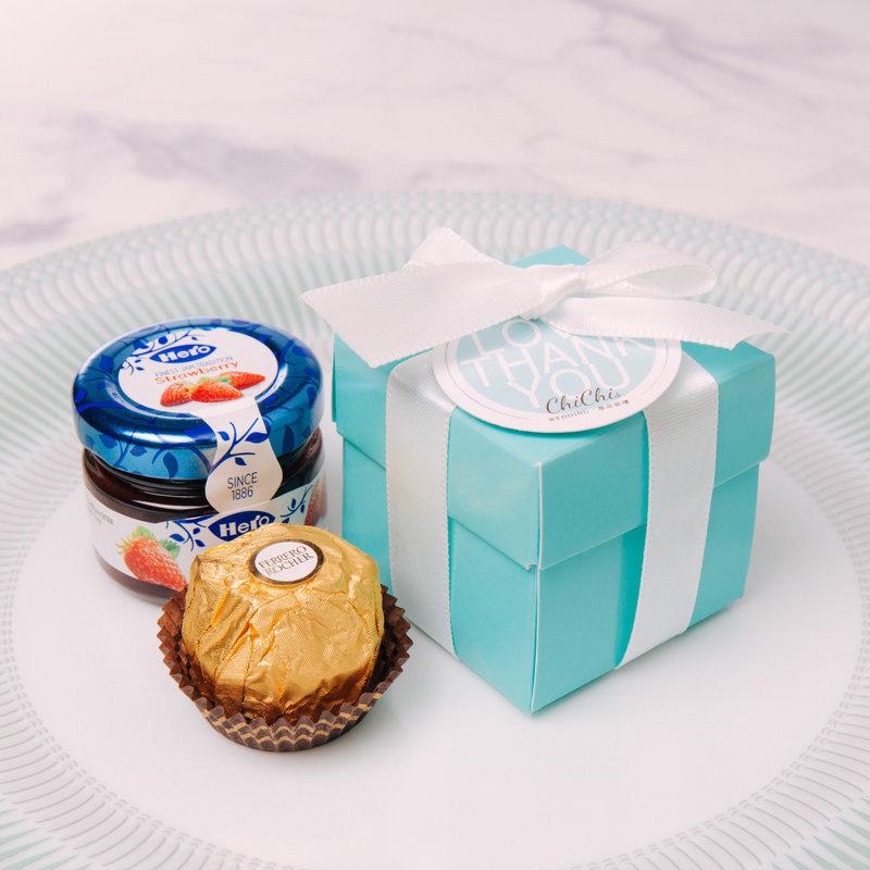 浪漫小物Tiffany喜糖盒套組