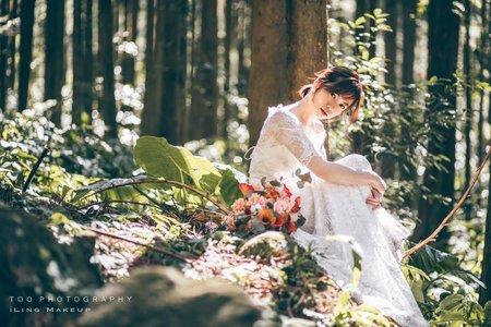 新娘造型服務