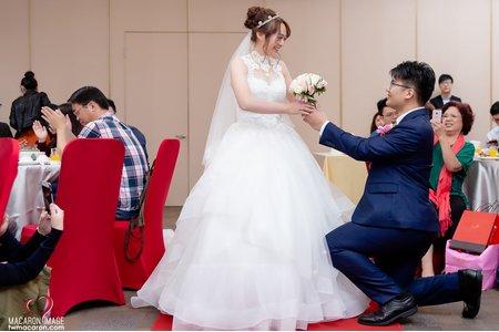 Min&Hsiun 文定+迎娶