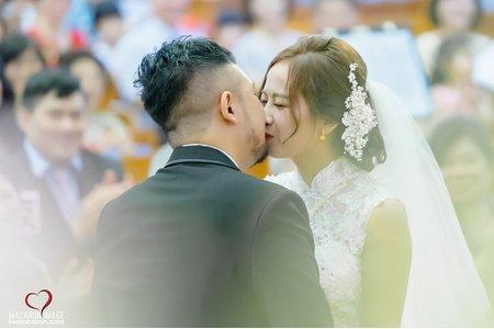 Kai&Hsiu 文定 + 迎娶 + 證婚