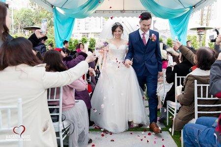 康雲 & 淯婷 證婚