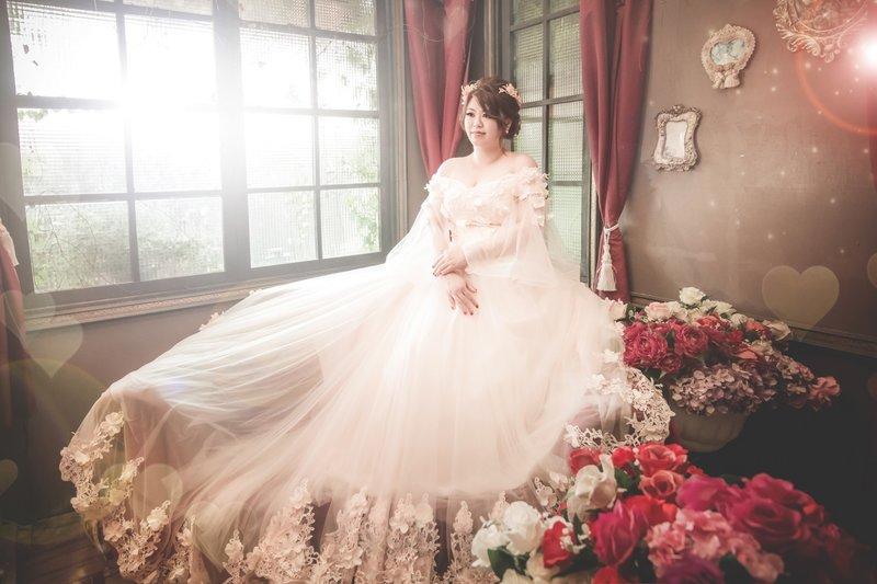 平價婚紗作品