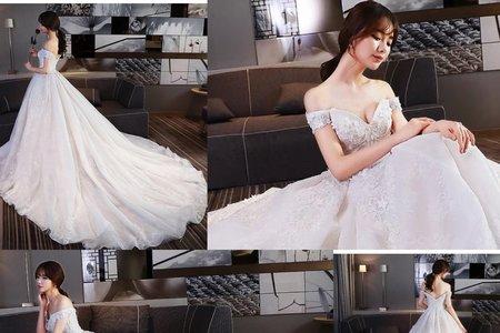 新品婚紗上架