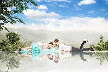 大尺碼婚紗 玩水禮服輕鬆拍
