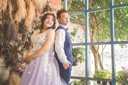 厚片甜甜婚紗 ➕大尺碼婚紗包套