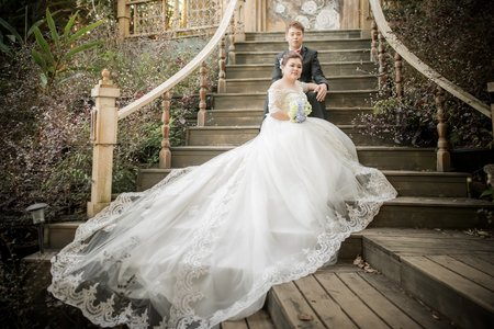 大尺碼婚紗