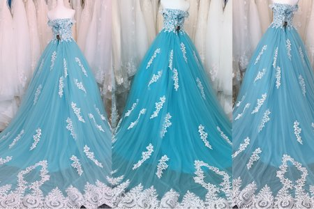艾莎公主 ➕大尺碼 厚片甜甜婚紗
