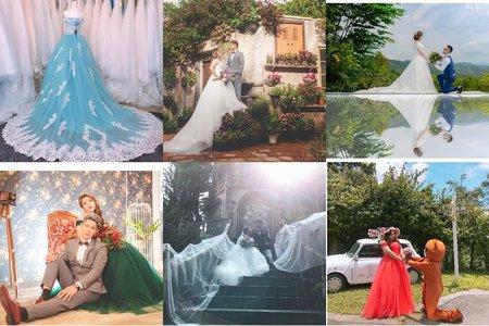 專營加大尺碼 新娘婚宴禮服 婚紗拍照專區