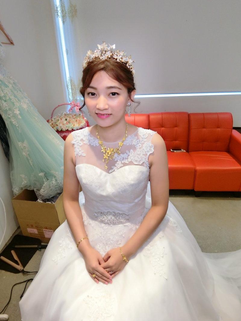 新娘秘書跟妝服務作品