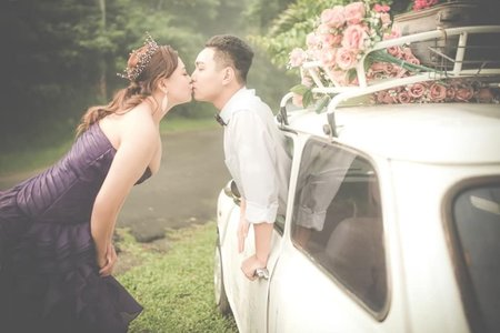 專營加大厚片甜甜婚紗