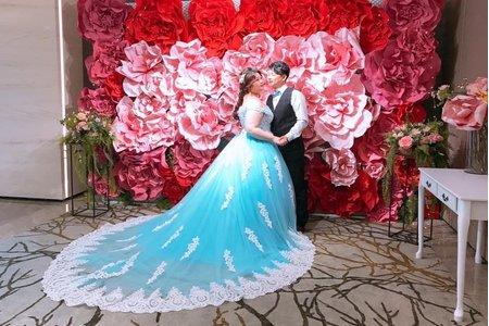 專營加大尺碼 婚紗攝影 特別加長禮套餐