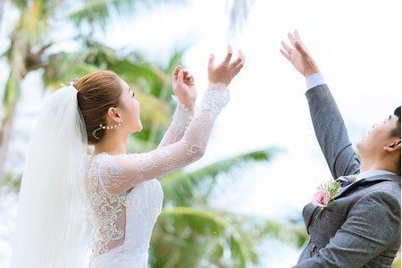 海外婚紗攝影-包機票、含住宿