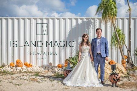沖繩 | okinawa婚紗 | Yuan + Jen