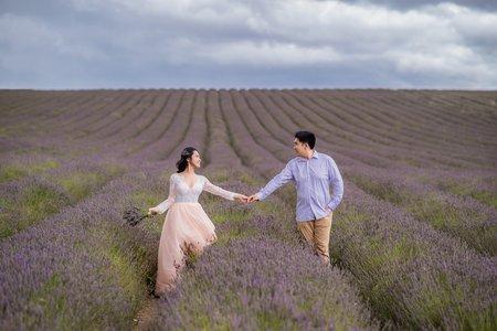 英國 | 倫敦婚紗 | Roger+Anna