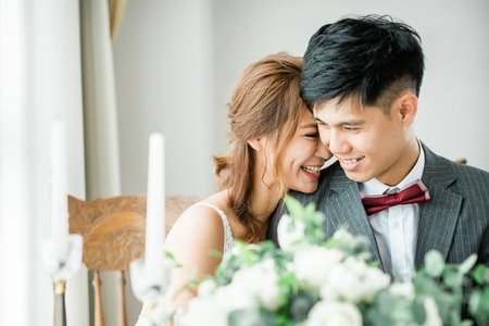 JIFS | 台中婚紗 | 証諺 + 怡惠 |