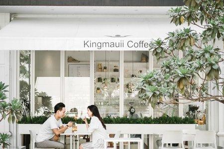 生活婚紗 | 咖啡故事 | Qunni + Roger