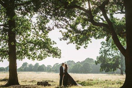 英國 | Richmond Park婚紗 | 澤文 + 欣雨 |