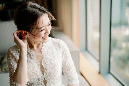 台中与月樓婚禮|Julia + Daniel