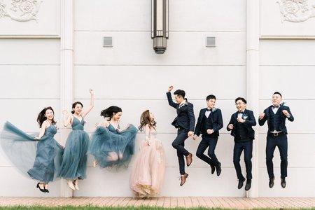 桃園皇家薇庭婚禮 | 雙儀式|午宴