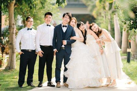 苗栗婚禮 | Ellen+Tiger