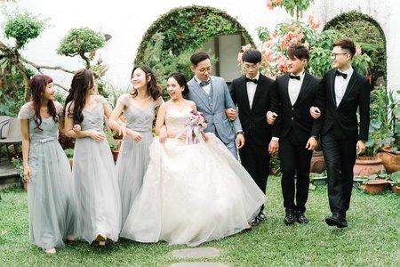 彰化婚禮|Rong + Zhen