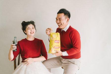 台東美式生活婚紗 | Tommy+Sophie