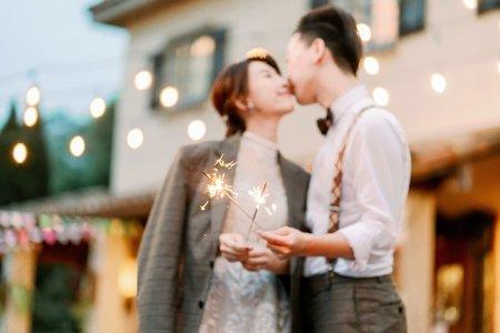 新竹黛安莊園婚紗|Muse+Sandy