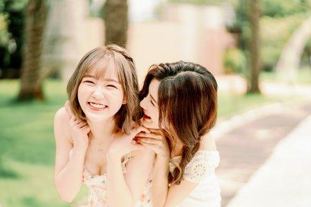 南投美式婚禮婚紗|時為驛行館Sway B&B|Niniko + Ruby