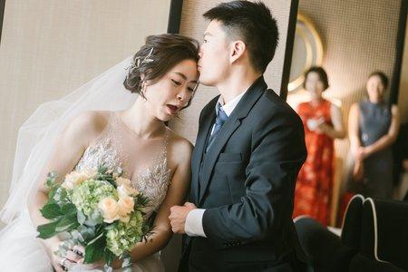 台中林酒店婚禮 | Steve + Judy