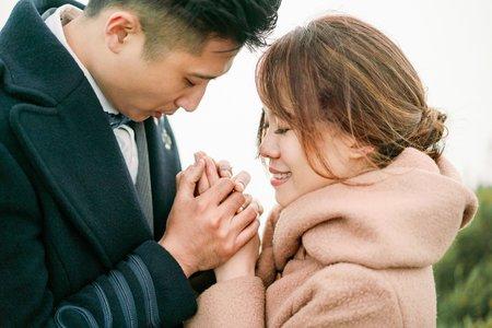 合歡山婚紗 | Kuan + Hsin