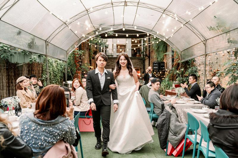 Wedding │ 婚禮平面+動態攝影作品