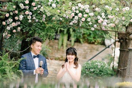 台中冒煙的喬婚禮|Ying Jung + Pai Chuan