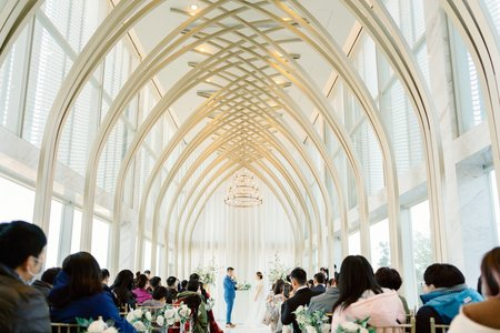 台中萊特薇庭婚禮| Raymond+Mag