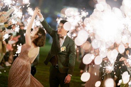 嘉義悅來居莊園婚禮|Mina+Jason