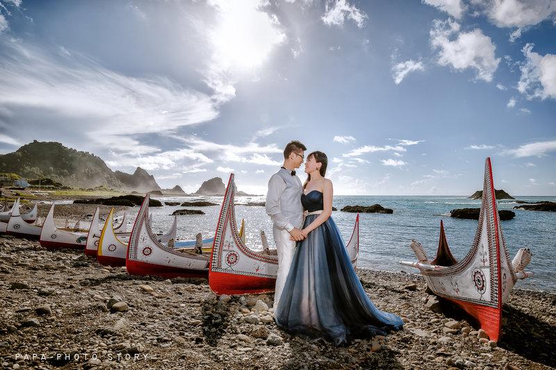 PAPA-PHOTO 婚紗全包套方案作品