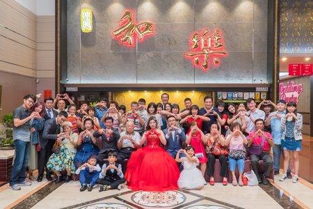 💝 高雄大寮迎娶儀式 💝 台南永康滿福餐廳午宴 💝 高雄和樂宴會館歸寧晚宴